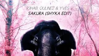R3HAB, Qulinez & Yves V - Sakura (Shyka Edit)