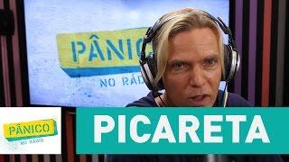"""Marcinho Eiras ou Djavan? Guitarrista conta história bem """"picareta"""""""