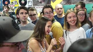 July Talk - I've Rationed Well - Live @ Fred's Records, St. John's NL