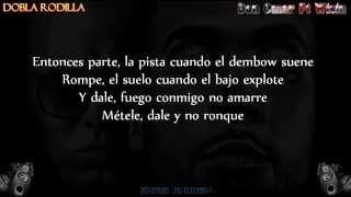 Dobla Rodilla - Don Omar Ft Wisin (Letra) REGGAETON 2015