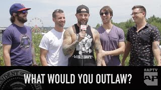 If I Ruled The World: AUGUST BURNS RED