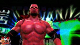 What if Triple H had his MY TIME theme song in WWE '13 ?