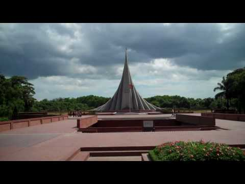 Bangali Independence Monument.mp4