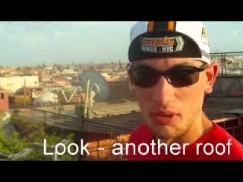 Max in Morocco