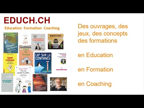 Formation coaching Educh.ch Chaîne Youtube