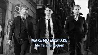 Muse-Sunburn (Subtitulada al Español+Lyrics)