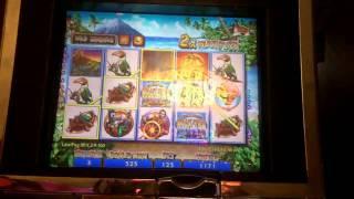 Krakatoa Slot Bonus - WMS