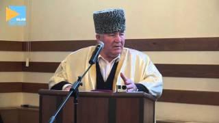 И. А. Бердиев: Почему люди воюют?