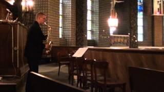 Ave Maria (Shubert) Saxophone Sax - (Daniel Bober)