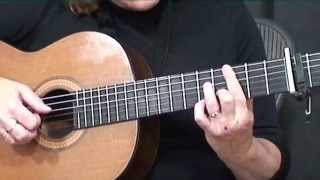 Over The Rainbow - Fingerstyle Guitar (Eva Cassidy Cover)