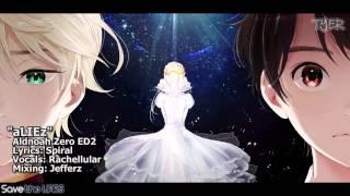 """[TYER] English Aldnoah.Zero ED2 - """"aLIEz"""" [feat. Rachellular]"""