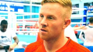Mark Duffy on the Championship