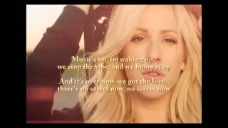 Ellie Goulding - Burn Lyrics (High Quality Audio)