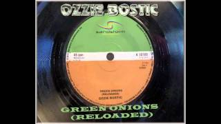 Ozzie Bostic - Green Onions (Reloaded 2012) Cover