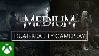 First dual-reality gameplay trailer released for The Medium