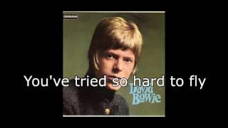 Silly Boy Blue   David Bowie + Lyrics