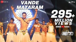 Vande Mataram Full Video | Disney's ABCD 2 | Varun Dhawan & Shraddha Kapoor | Daler Mehndi | Badshah width=