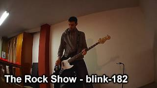 The Rock Show by blink-182 (Bass Cover)