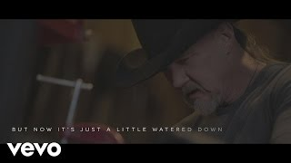 Trace Adkins - Watered Down (Lyric Video)