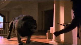 Jumanji -The Lion Scene (Soundtrack only)
