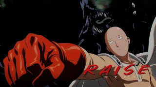 ONE PUNCH MAN └ AMV┘ Raise Hell ᴴᴰ