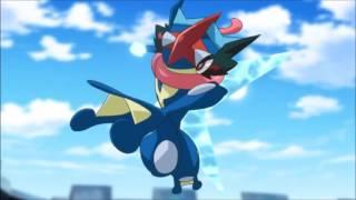 Pokemon XYZ AMV: Ash-Greninja (English Theme)