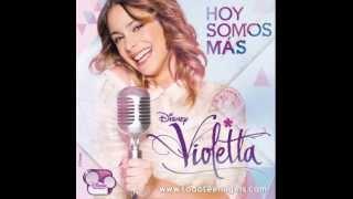 """Violetta 2 ~ CD """"Como quieres"""""""