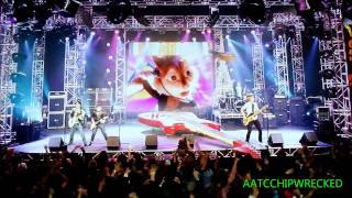 """""""We Are Family"""" by The Chipmunks & The Chipettes (official music video)"""