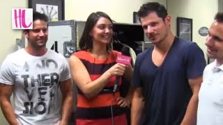 98 Degrees On Their Dream Collaboration With Bruno Mars & Muse