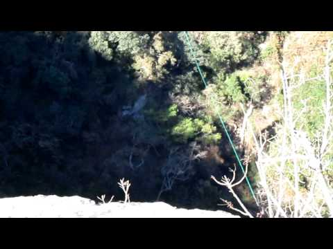 Oribi Gorge Swing – 12 September 2010