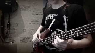 Arctic Monkeys - Old Yellow Bricks(Bass cover)