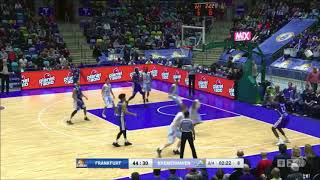 Isaac Bonga (Fraport Skyliners Frankfurt) 2017/18 Highlights