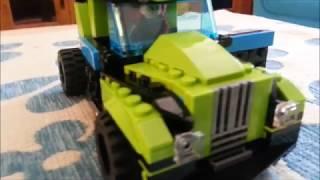 Lego Creator 3in1 - 31074 לגו יוצרים - מודל