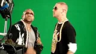 "M.Pokora feat.Timbaland behind the scenes ""Dangerous"""