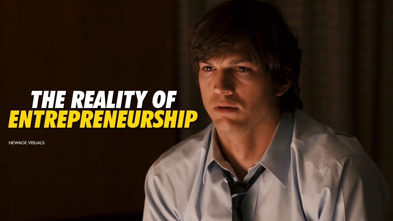The Reality of Entrepreneurship