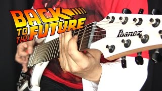 Back to the Future End Theme Metal