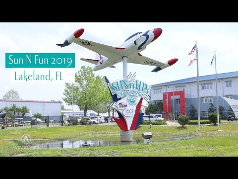 Sun n Fun 2019 Recap video