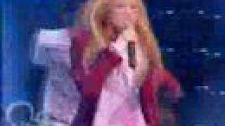 Hannah Montana EXPLODES live on Disney Channel