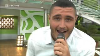 Nadav Guedj - Golden Boy (ZDF-Fernsehgarten - 2016 may15)