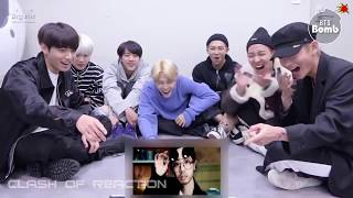 BTS REACTS TO TWICE - What is Love? MV