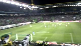 Sporting 5 - Guimarães 0 11/03/2012 E o Sporting é o nosso grande amor