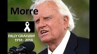 Morre Billy Graham o Evangelista do Século