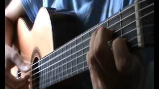 BLACK ORPHEUS (Instrumental guitar cover - song by: Luiz Bonfa)