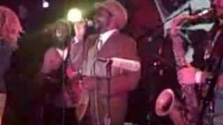 """Judah Eskender Tafari """"Live"""" @ DUB CLUB - Los Angleles"""
