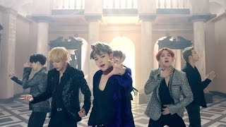 BTS Blood Sweat and Tears Mv is released! Lets talk about it!