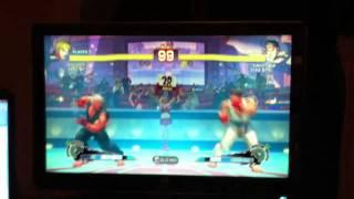 SSFIV Online: bmj2006 (Ken) vs kaks07 (Ryu)