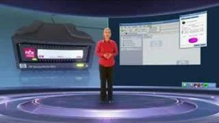 HP RDX Presenter in Virtual Studio