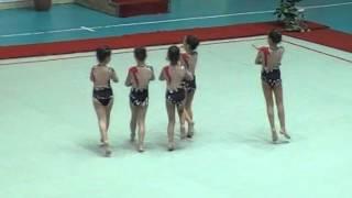 (5-ти Детски Турнир по Художествена Гимнастика за празника на Бургас-Никулден 2014г.)