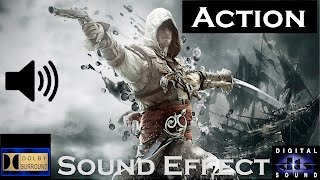 Sound Effects For Action | Scene Background | Cinematic | Hi - Resolution Audio