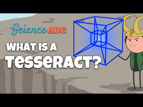 What Exactly is a Tesseract? (Hint: Not a Superhero Stone)